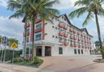 Hôtel Joinville - Hotel Plaza Norte-1