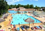 Camping avec Piscine couverte / chauffée Valras-Plage - Camping Clos Virgile-2