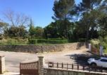 Location vacances Lunel - Bruyères et Mimosas ( free parking )-1