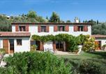 Location vacances Gréolières - Opio Villa Sleeps 8 Pool Wifi-1