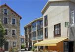 Hôtel Aumont-Aubrac - Logis Hotel des Voyageurs-1