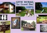 Location vacances Saint-Pierre-de-Chartreuse - Gîte &quote;Le Grand Duc&quote;-1