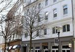 Hôtel Bottrop - Reinoldus Hotel-1