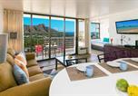 Location vacances Maunaloa - 30th Floor with Beautiful Ocean and Diamond Head Views | 1 Block to Beach | Free Parking & Wifi-1