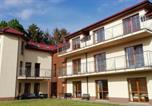 Hôtel Kołobrzeg - Dw Fantazja-1