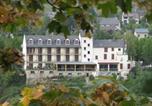 Hôtel Aumont-Aubrac - Logis Hotel Des Rochers-3
