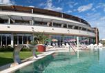 Hôtel Balatonfüred - Hotel Silverine Lake Resort-1