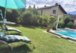 Location vacances Klagenfurt - City Studio Apartment with Pool & Garden-3