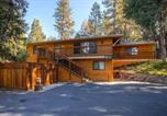 Location vacances Oakhurst - Yosemite's Golden Trout Retreat-2
