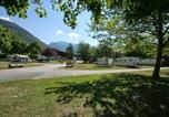 Camping avec Site nature Aigueblanche - Huttopia Bourg Saint-Maurice-1