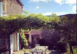 Location vacances Baix - House with 5 bedrooms in Saint Lager Bressac with private pool furnished garden and Wifi 167 km from the beach-2