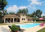 Location vacances Montauroux - Holiday Home Villa Gaïa - Lli130-1