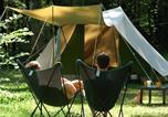 Camping avec Hébergements insolites Dordogne - Centre naturiste Terme d'Astor-4