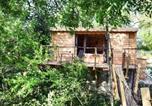 Location vacances Saint-Urcisse - Les Cabanes de Brassac-1