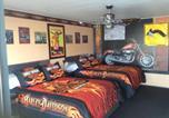Hôtel Panguitch - Galaxy of Hatch A Motorcycle Motel & Diner Between Bryce & Zion-1