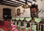 Hôtel Carrascosa del Campo - Casa Mendoza-3