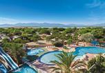 Camping avec Piscine couverte / chauffée Canet-en-Roussillon - Camping Siblu Mar Estang - Funpass inclus-1