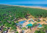 Camping avec Accès direct plage France - Camping Atlantic Club Montalivet-1
