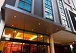 Hôtel Hat Yai - Buri Sriphu Hotel & Convention Centre-2