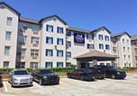 Hôtel Marietta - Intown Suites Extended Stay Atlanta/Marietta-1