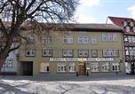 Hôtel Eisenach - Hotel Goldene Sonne-1