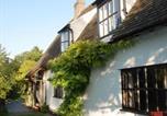Hôtel Newmarket - Chequer Cottage-3
