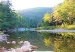 Camping en Bord de lac Gard - Camping Le Moulin du Luech-2