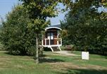 Camping avec Hébergements insolites Boussac-Bourg - Village des Monédières-1
