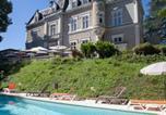 Hôtel Marsac-sur-l'Isle - L'Orangerie du Château des Reynats-2