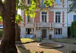 Location vacances Le Cros - Maison de maître arrière-pays Montpellier-2