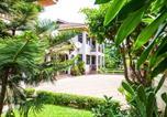 Hôtel Accra - Mahogany Lodge-4
