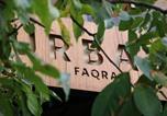 Hôtel Ouadi Qadisha ou Vallée sainte et forêt des cèdres de Dieu (Horsh Arz el-Rab) - Urban Faqra Hotel-2