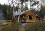 Camping Canada - Le Camp du Bucheron - Le Refuge de l'Érablière-1
