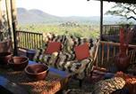 Camping Afrique du Sud - Manyatta Rock Camp Kwa Madwala-3