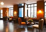 Hôtel 4 étoiles Bois-Colombes - Hotel Boris V. by Happyculture-4