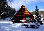 Location vacances Lampertice - Eko Bajka - całoroczne domki w górach-1
