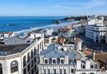 Hôtel 4 étoiles Biarritz - Mercure Président Biarritz Plage-3