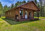 Location vacances Columbia Falls - 'Grinnell Cabin' Bbq, Kitchen, 7 Mi to Glacier Np-1