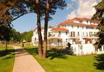 Location vacances Baabe - Haus Meeresblick Baabe-4
