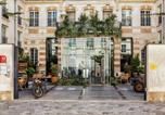 Hôtel 4 étoiles Saint-Denis - Kube Hotel Paris - Ice Bar-3