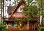 Location vacances Big Bear City - The Wilkie Cabin-1
