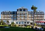 Hôtel 4 étoiles Billiers - Hôtel Barrière Le Royal La Baule-1