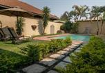 Location vacances  Zambie - 3 bedrooms exclusive villa in Mass Media-4
