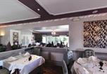 Hôtel Mayenne - Hôtel-Restaurant La Croix Couverte-3