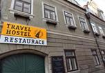 Hôtel Větřní - Travel Hostel-1