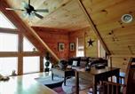 Location vacances Lake Lure - A Bit of Heaven Cabin-4