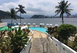 Hôtel Santos - Ilha Porchat Hotel-3