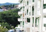 Location vacances  Monténégro - Sea View Senat Apartment-4