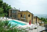 Hôtel Pistoie - Residence Montefiore-4