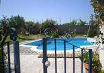Location vacances Alcobaça - House with one bedroom in Nazare with shared pool enclosed garden and Wifi 7 km from the beach-2